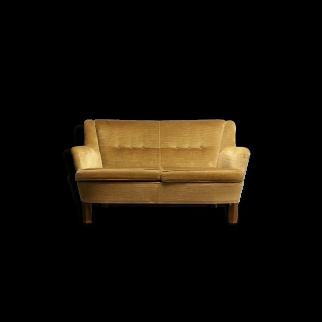 canap ann e 60 70 vintage style theo ruth vendu par forme spontann e paris 75 paris. Black Bedroom Furniture Sets. Home Design Ideas