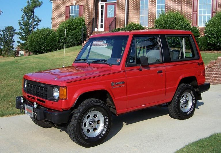 Dodge Raider My Second Car I Drove This Car From 1989 To