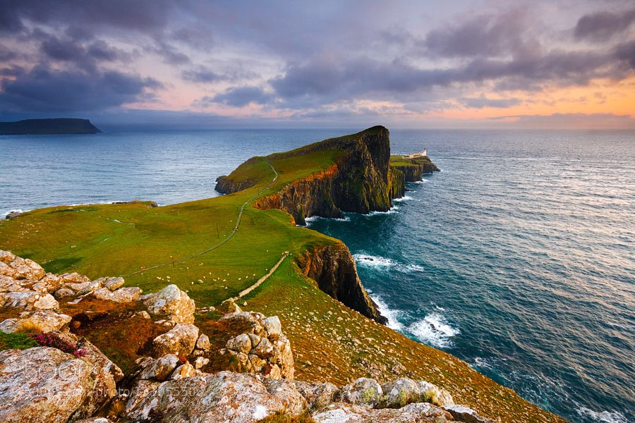 Neist Point by nicolasrottiers. Please Like http://fb.me/go4photos and Follow @go4fotos Thank You. :-)