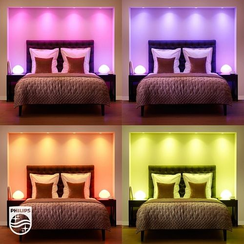 Groovy Phillips Hue Lighting App Controlled Lighting In 2019 Download Free Architecture Designs Momecebritishbridgeorg