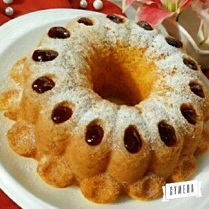 كيك كاسترد Cake Casterd Cooking Recipes Food Desserts
