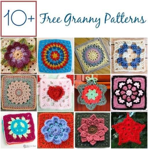 Free Motif Patterns | Patrones, Manta afgana y Mantas