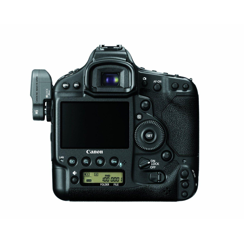 7ad563f656b79 Canon 1-DX DSLR Camera - das gute Stück noch mal von hinten ...