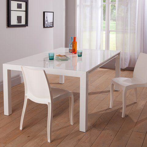 Table Salle à Manger Avec Allonge Carréerectangulaire - Table 140x140 avec rallonge pour idees de deco de cuisine