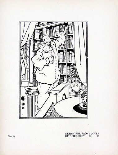 55148292c06 Original 1912 Antique Aubrey Beardsley Prints for Sale