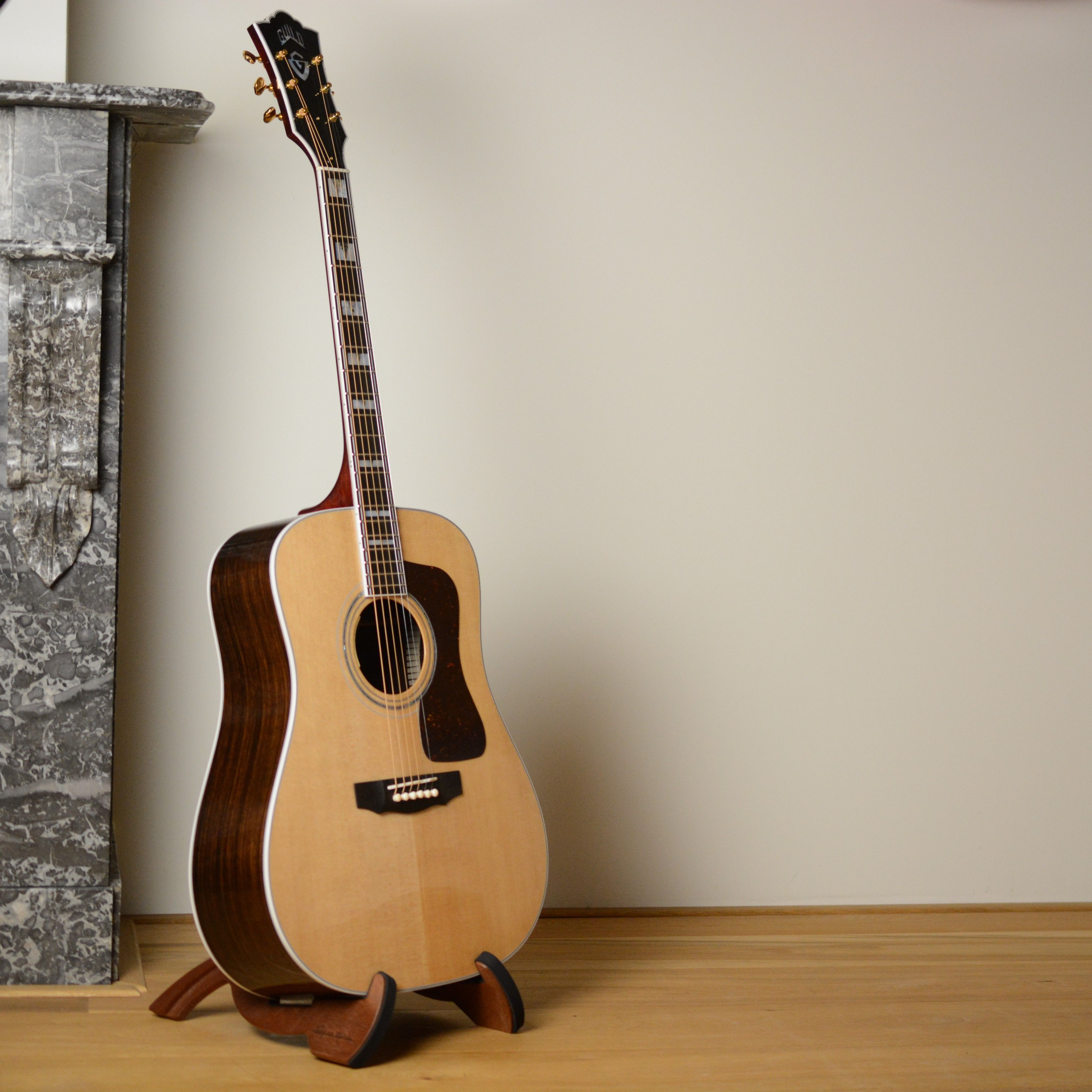 Guild Guild D55 Natural USA in 2019 | Amazing Acoustic