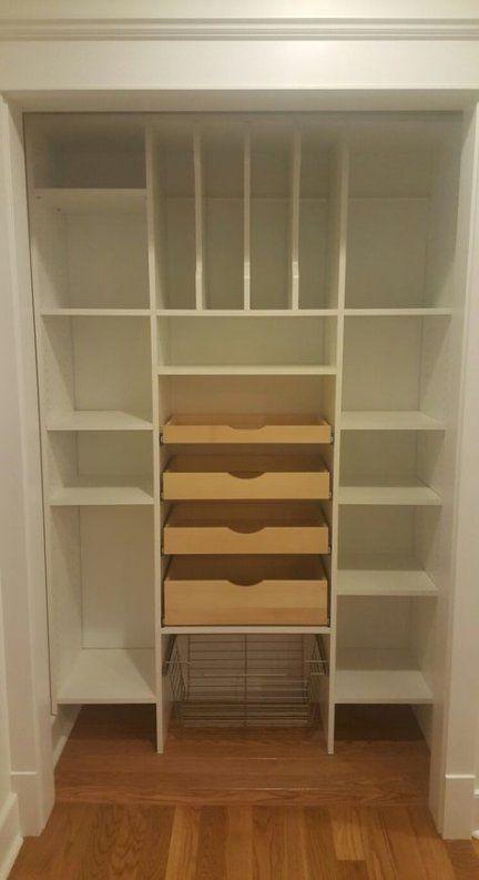 Super closet layout plan pantries Ideas #pantryshelving
