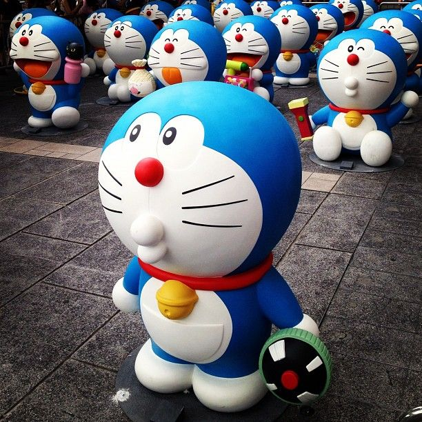 pochu401 Webstagram Doraemon, Fictional characters