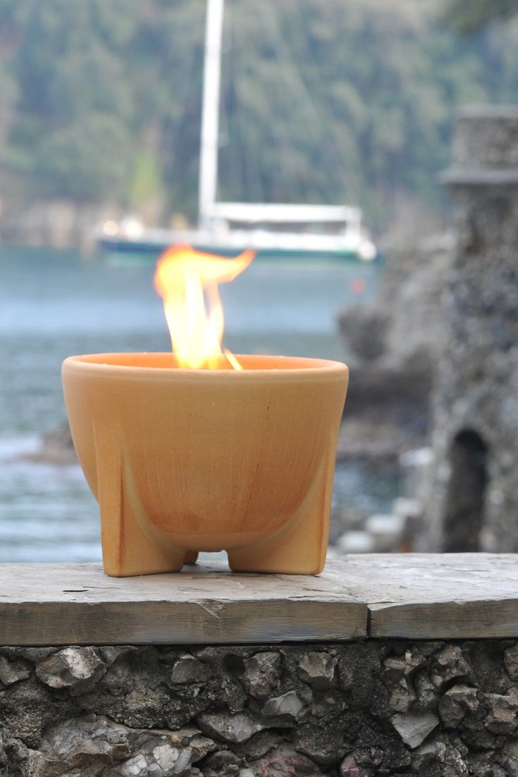 Bemerkenswert Schmelzfeuer Outdoor Ideen Von Ceranatur® #denkkeramik #keramik #ceramic #pottery # #waxburner