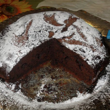 Torta Senza Uova Al Cioccolato.Torta Al Cioccolato Al Cacao Senza Uova 3 5