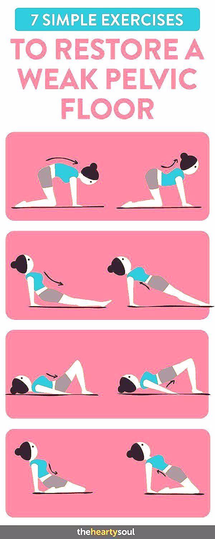 Photo of 7 einfache Übungen zur Wiederherstellung eines schwachen Beckenbodens