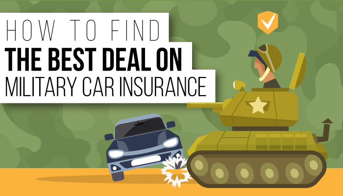 Best Car Insurance For Veterans And Their Families Best Car