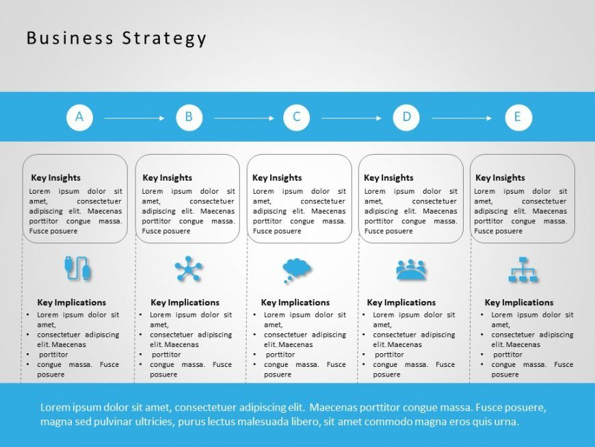 Ppt Templates Business Strategy