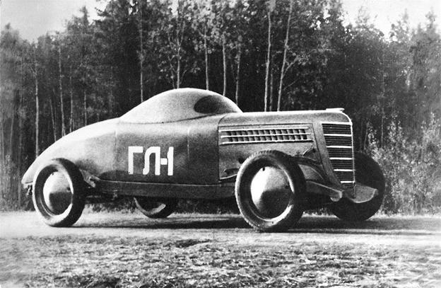 ГАЗ-ГЛ-1 — первый советский гоночный автомобиль заводской постройки, выпущен на Горьковском автомобильном заводе предположительно не более чем в двух экземплярах. Разработан в 1938 году на базе серийного автомобиля ГАЗ-М-1.