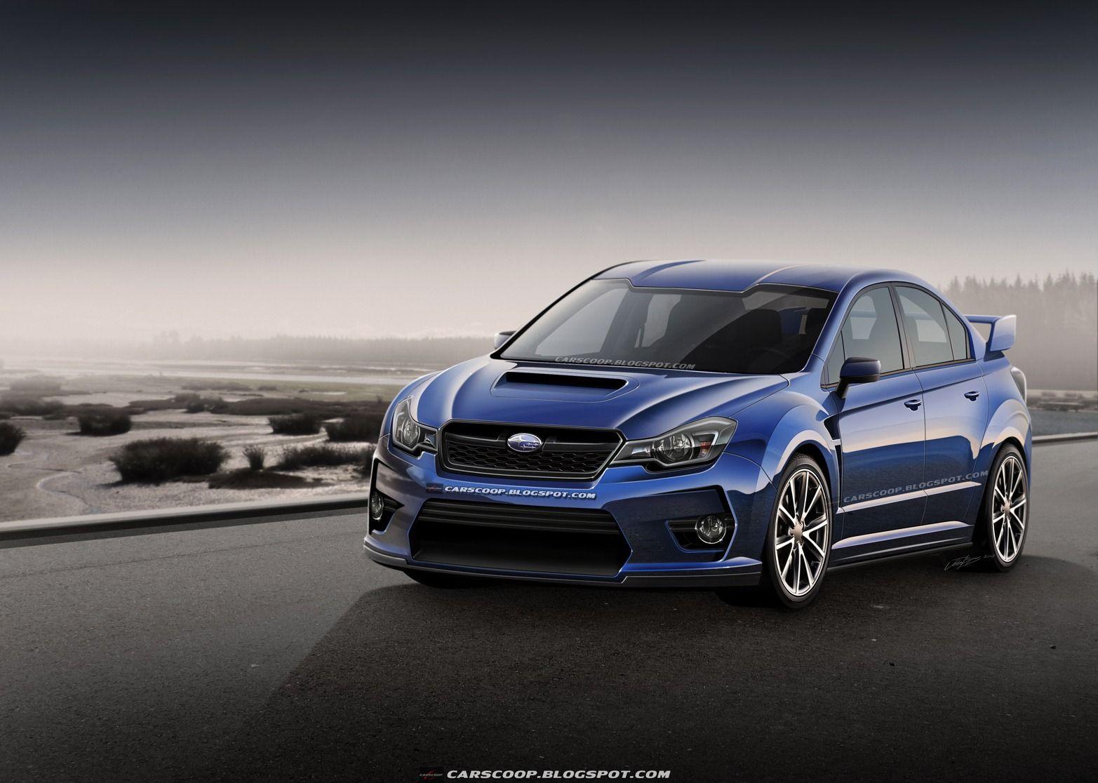 Subaru wrx concept 2014 wallpaper hd