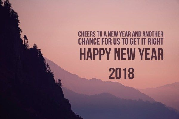 Welcome 2018 Good Bye 2017 New Year Images | Happy New Year ...