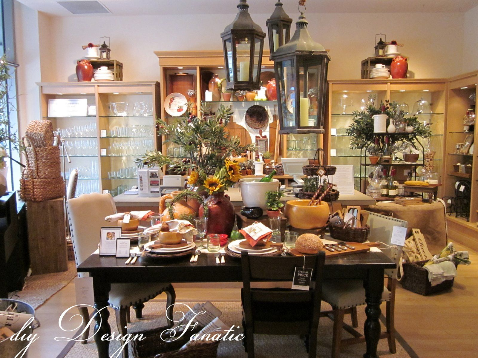 Pottery Barn Inspiration | Pottery barn fall and Halloween ideas