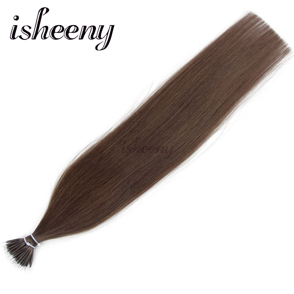 Find More Micro Beads Hair Extensions Information about Isheeny 6  Honey Brown  Remy Hair Extensions db8ae3ba4331