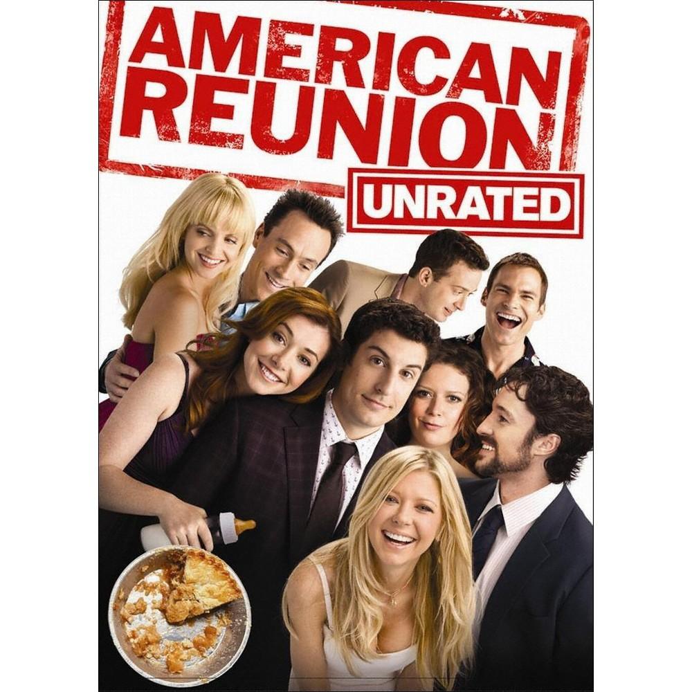 American Reunion Dvd Video American Pie Movies American Pie