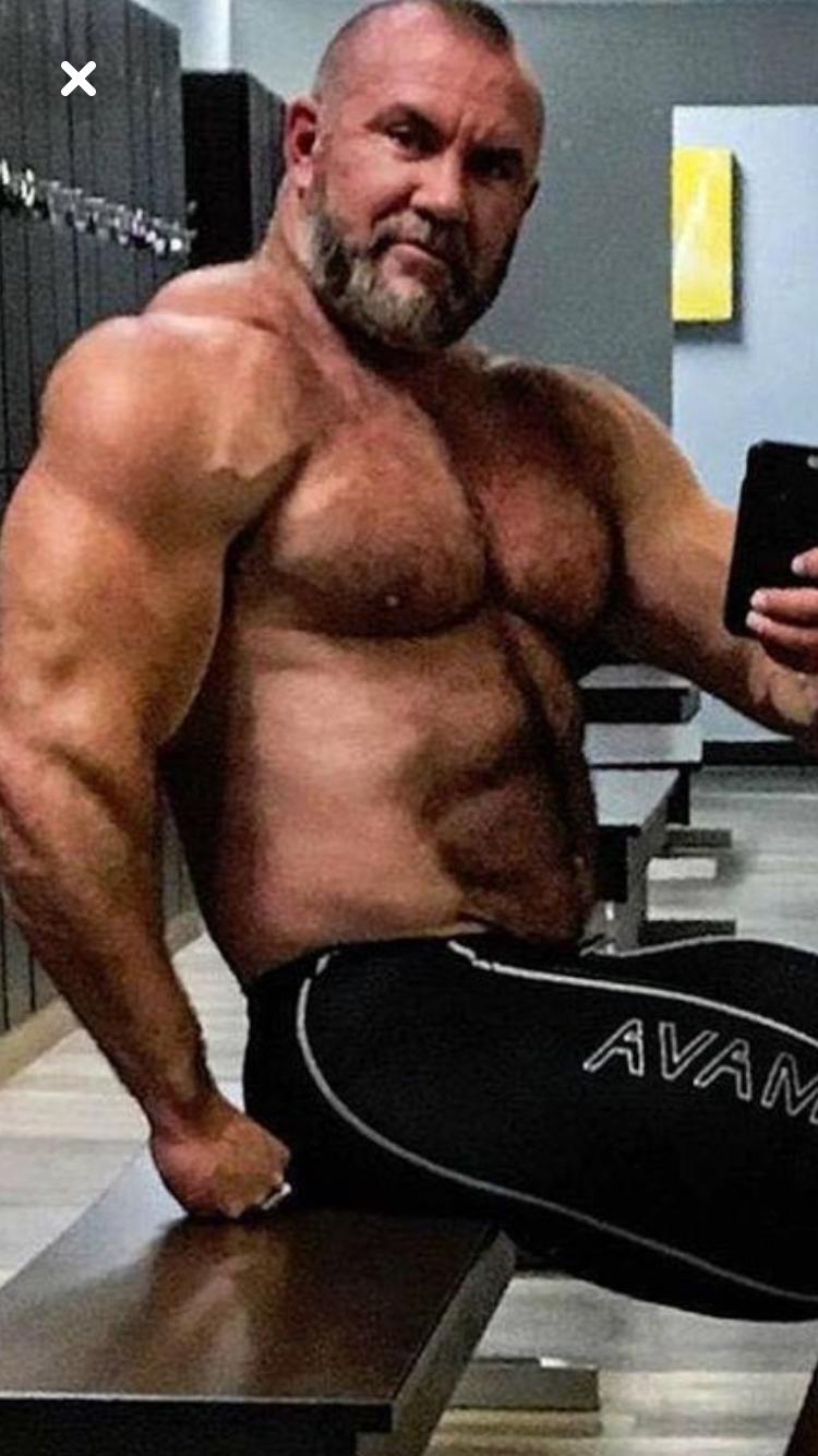 Hot male bears
