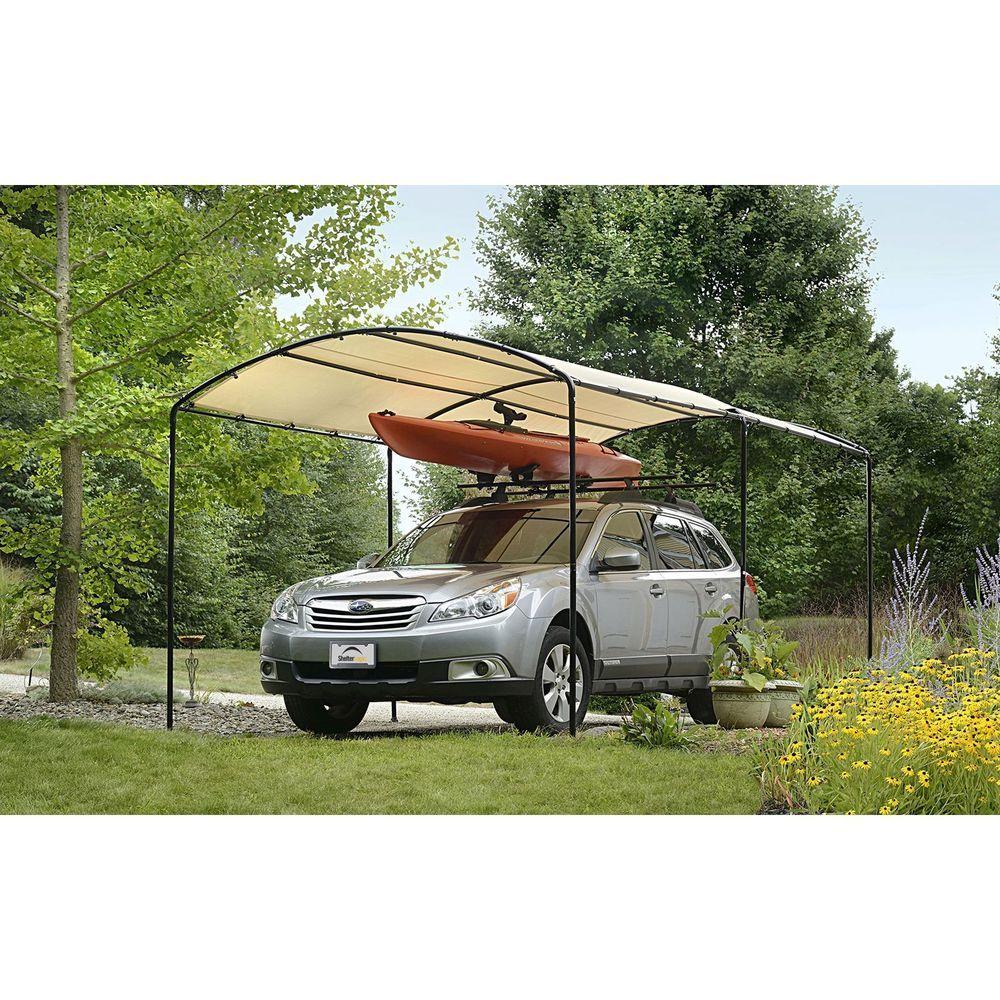 Car Canopy Shelter Outdoor Heavy Duty Portable Garage
