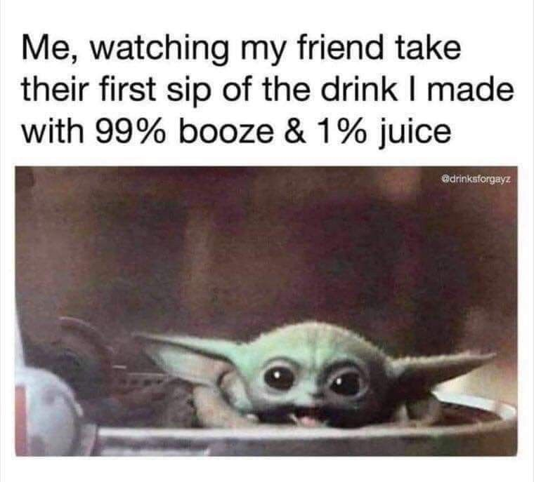 Pin By Tara Cook On Geek Pics For The Geek In Us All In 2020 Yoda Meme Yoda Funny Memes