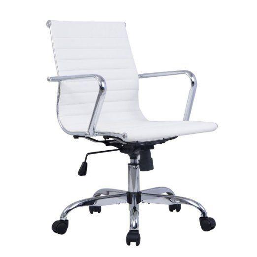 Bürostuhl Bürodrehstuhl Schreibtischstuhl Chefsessel PU Stuhl ...