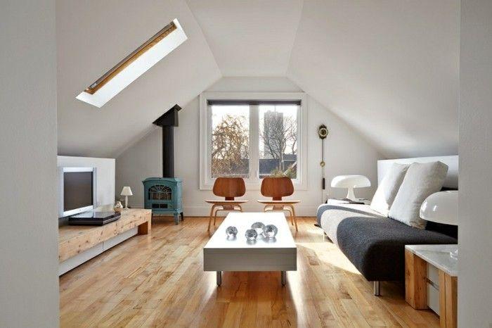 Welche Mobel Fur Dachschragen Machen Den Raum Schon Wohnlich