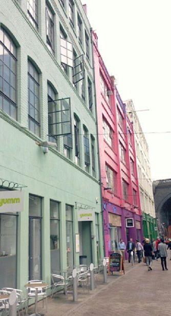 The Custard Factory, Birmingham