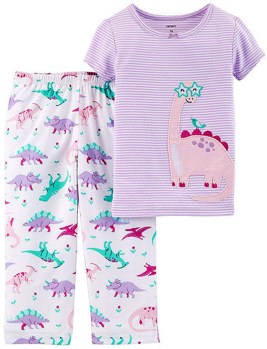 Carter/'s Toddler Kid/'s 2 Pack Pajama Set