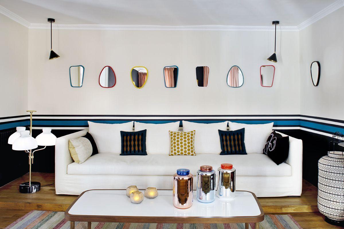 L 39 accumulation sarah lavoine colors pinterest - Miroir sarah lavoine ...