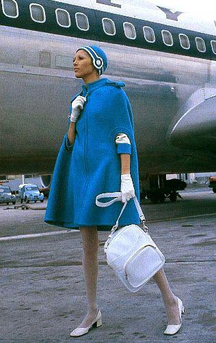 写真:1969年のオリンピック航空...