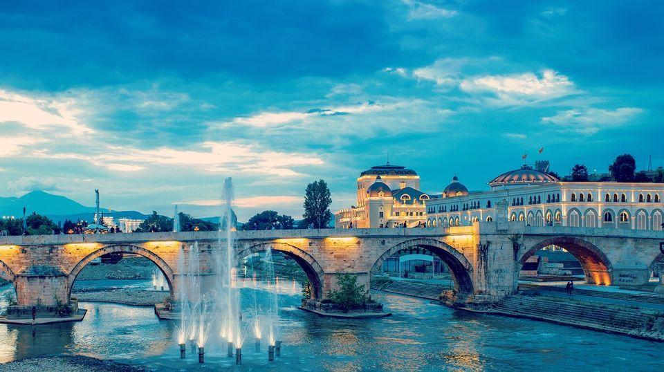 Day Tour from Sofia to Skopje, North Macedonia | Day tours, Skopje, Macedonia
