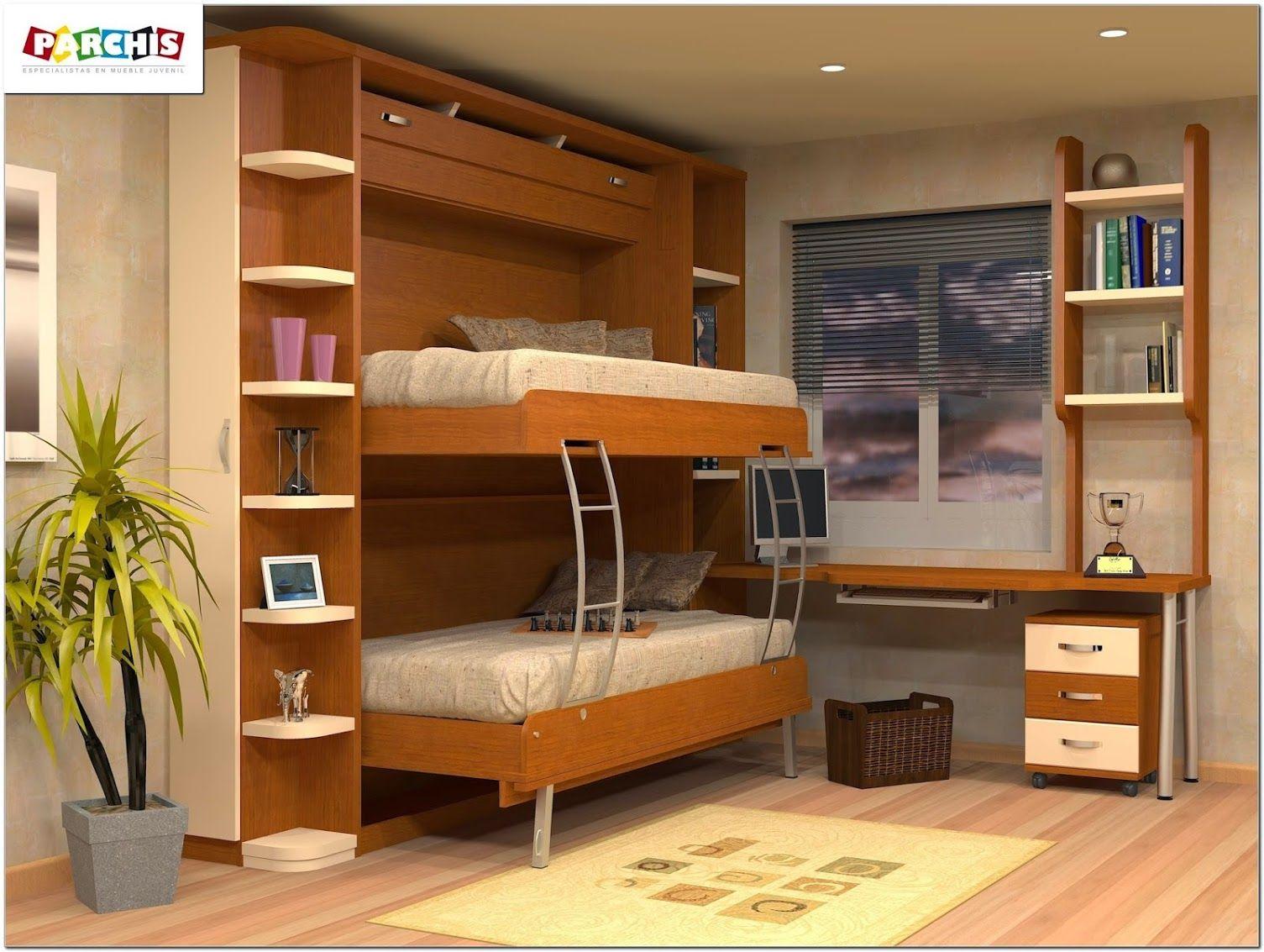 Muebles parchis madrid y torrijos camas abatibles - Muebles literas abatibles ...