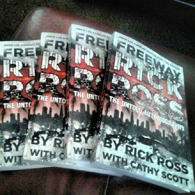 Freeway Rick Ross - PICK UP THE BOOK. http://www.amazon.com/Freeway-Rick-Ross-Untold-Autobiography-ebook/dp/B00KYH2N90/ref=sr_1_1?s=digital-text&ie=UTF8&qid=1402676009&sr=1-1&keywords=freeway+rick+ross