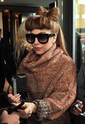 Cuddle Brown Lady Gaga Lady Gaga