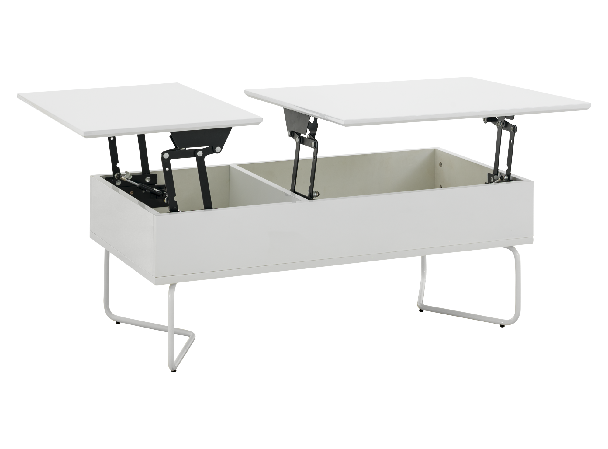 Table Basse Dinette Laque Blanc Table Basse D Appoint Salon Sejour Meuble Fly Table Basse Table Basse D Appoint Table Basse Relevable