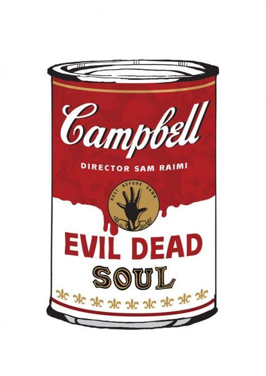 Campbell. Evil Dead