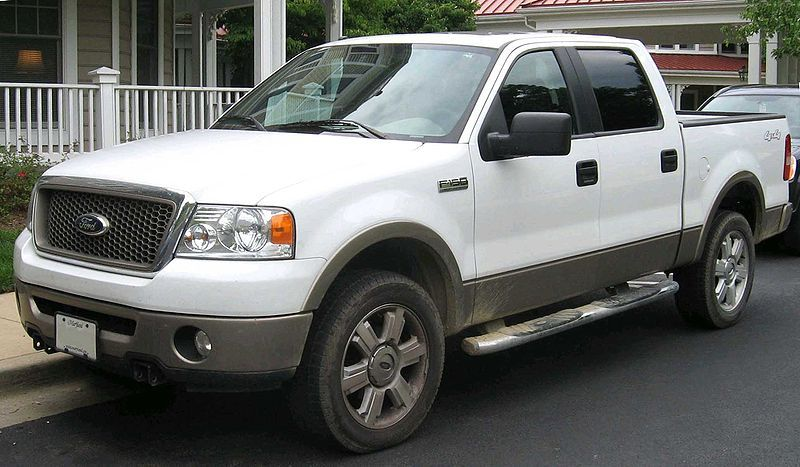 2004 2007 Ford F 150 Lariat Ford F Series Eleventh