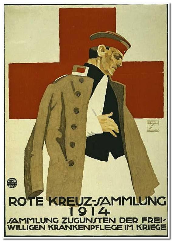Rote Kreuz-Sammlung 1914. Sammlung zugunsten der Freiwilligen Krankenpflege im Kriege