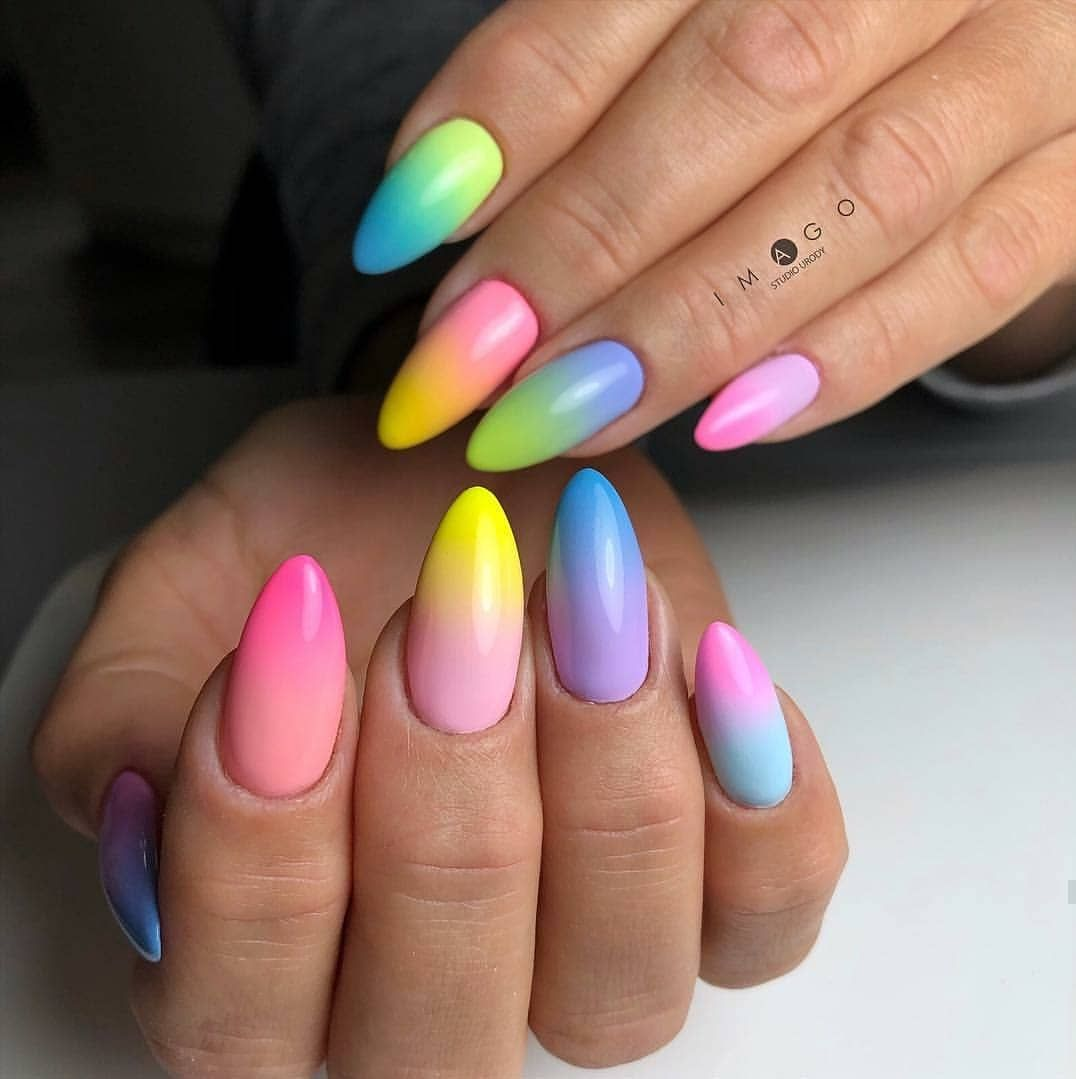 Beautiful Bright Spring Ombre By Studiourodyimago