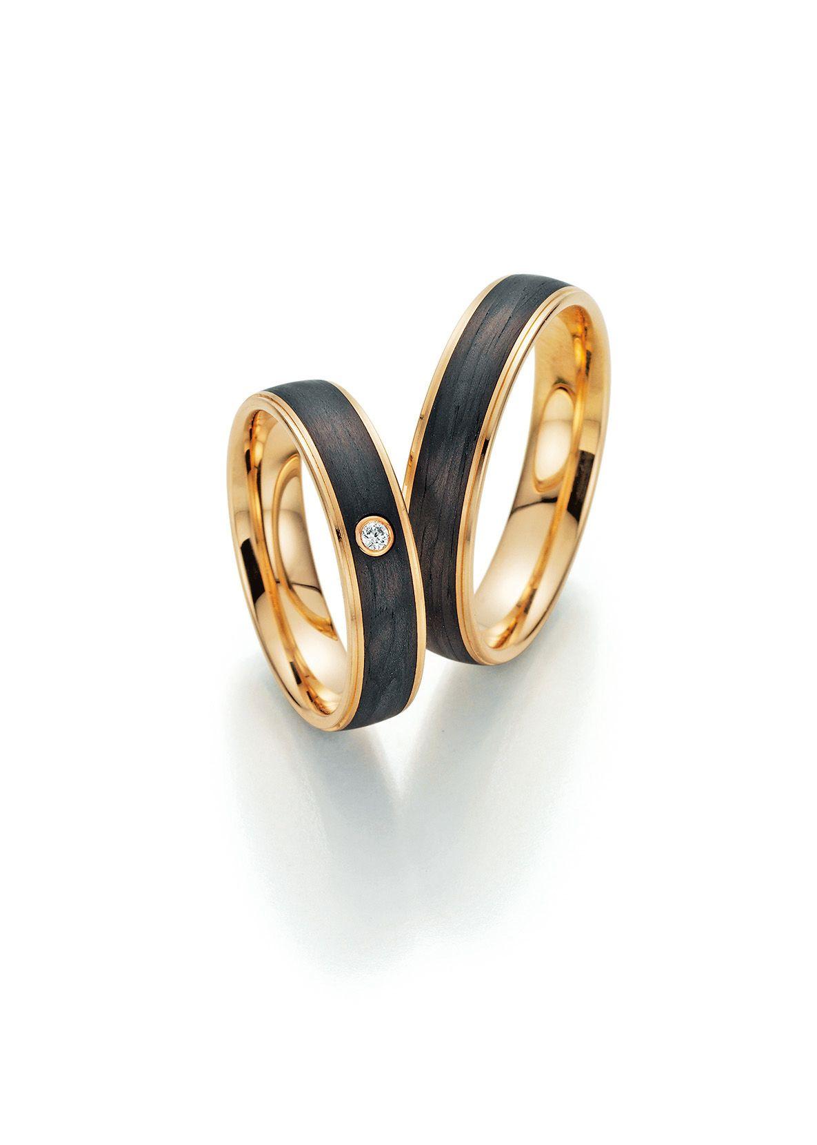 Pin Von Juwelier Sanetra Auf Carbon Ringe Pinterest Trauringe