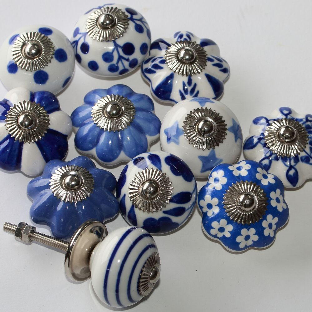 Details zu Möbelknopf Möbelgriff Möbelknöpfe Keramik Möbelknäufe ...