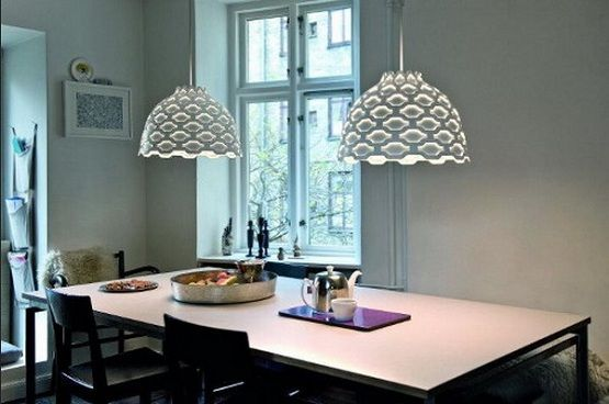 Modern Hanging Light For Dining Room