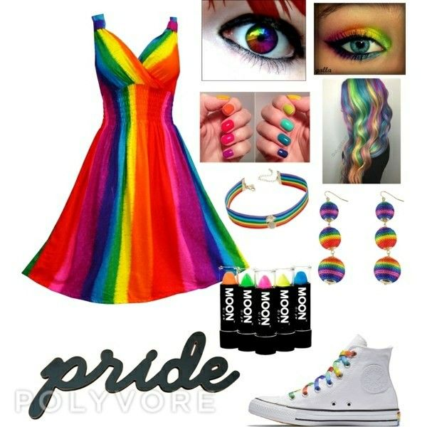 Pride Month! (Girl)