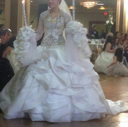 Palestine Wedding Dress