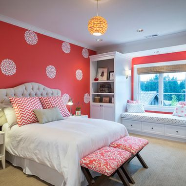 Girls Bed Crown Design Ideas, Pictures, Remodel, and Decor - page 19