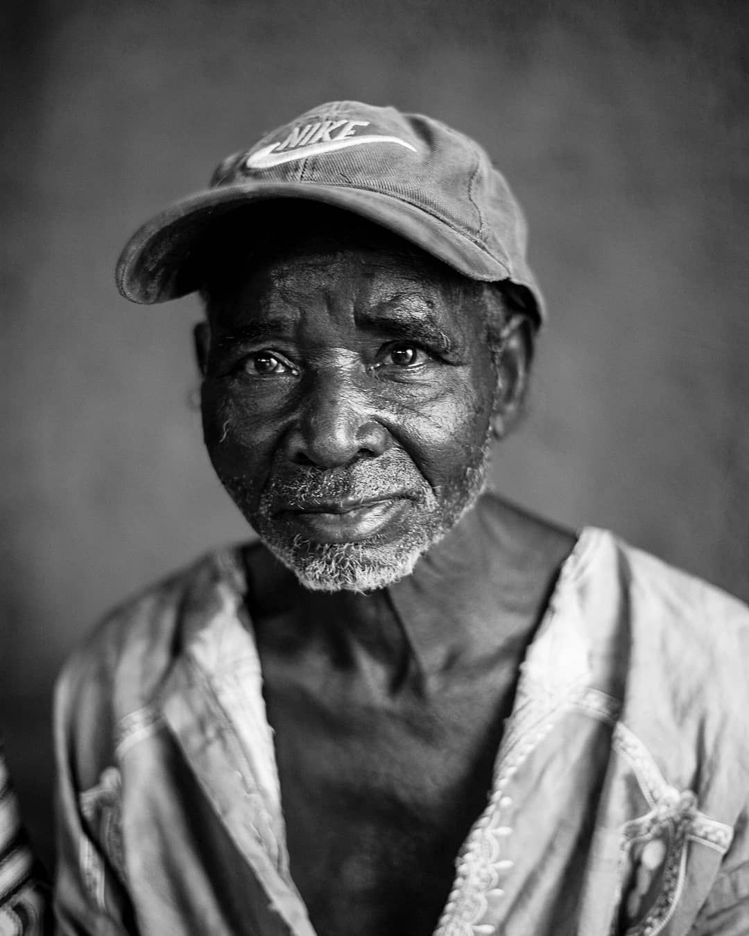 Photographer Lee Jeffries Striking Portraits Will Change: The Best Thing About A Picture Is That It Never Changes