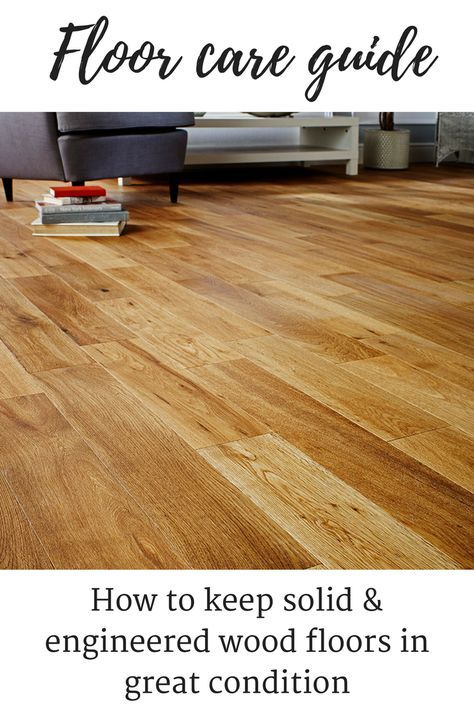 Flooring Matters How To Care For Solid And Engineered Wood Floors