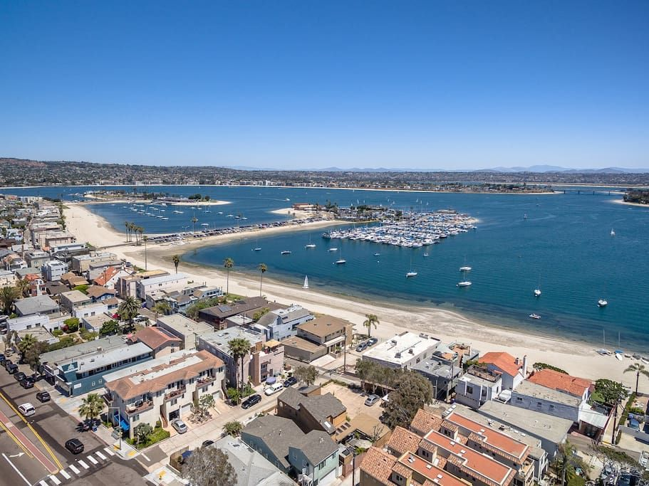 pacific ocean breeze court vacation homes for rent in san diego